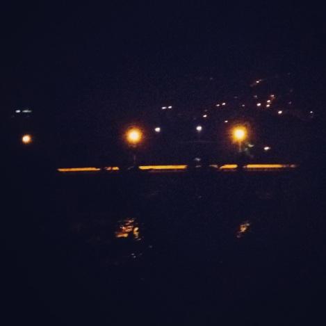 luzes refletidas nunca são as mesmas